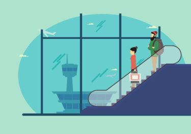 ワシントンD.C.近郊の空港を紹介【ダレス国際だけじゃないよ】