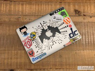 【簡単】MacBook Airのバッテリーを自分で交換してみた